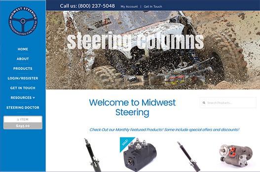 Midwest Steering