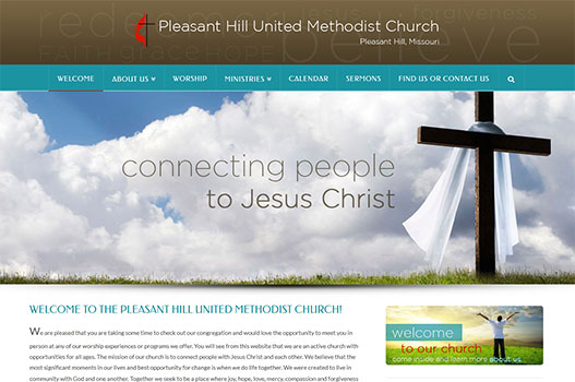 Pleasant Hill United Methodist Church